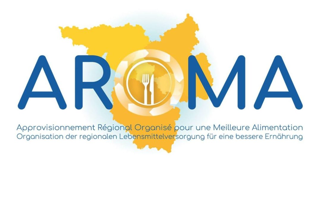 """[AROMA] The """"Greater Region"""" meetings on structuring the supply of quality and local food products to the out-of-home catering (OOH) sector (2019)"""