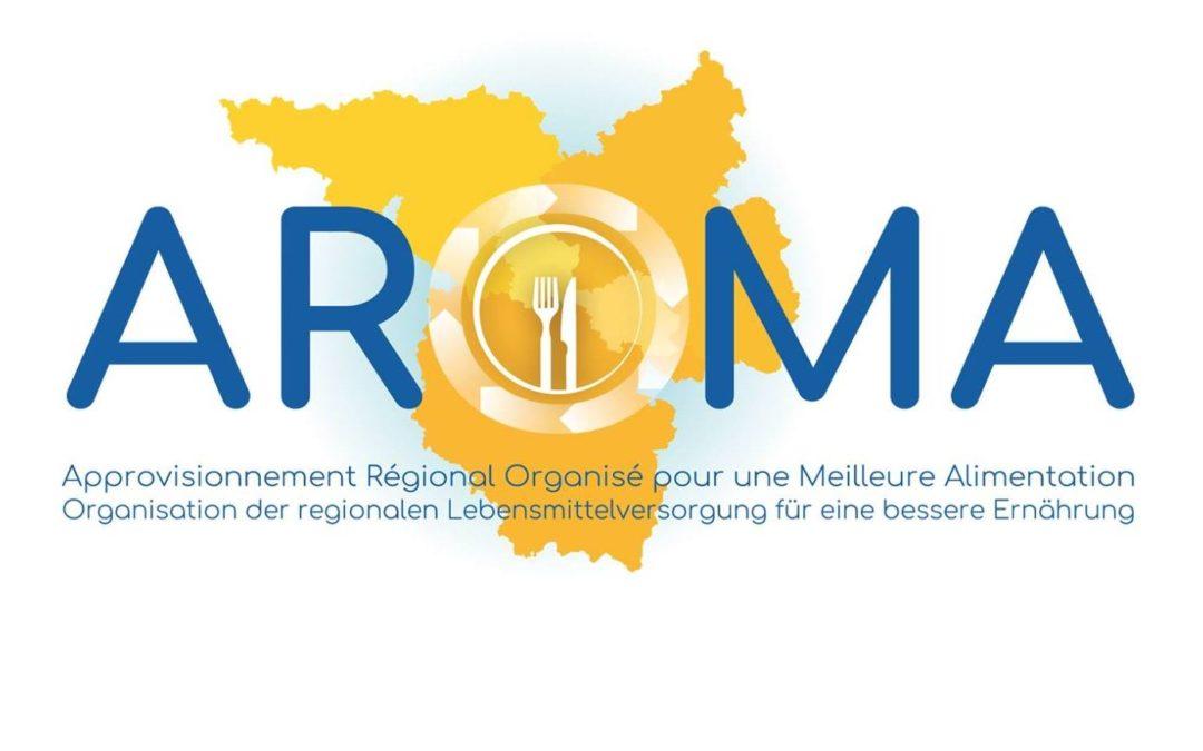 """[AROMA] Les rencontres """"Grande Région"""" sur la structuration de l'approvisionnement de la restauration hors domicile (RHD) en produits alimentaires de qualité et de proximité (2019)"""