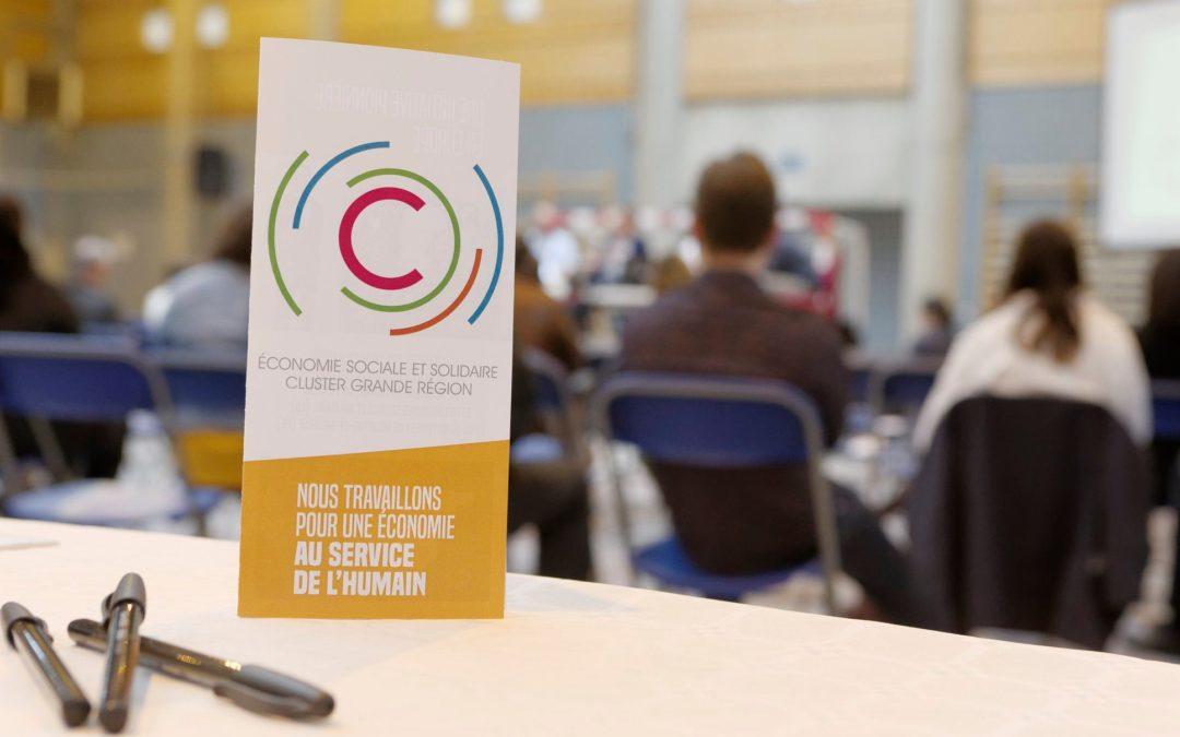 [Cluster ESS Grande Région] La 1ère convention d'affaires transfrontalière sur les achats durables (2019)